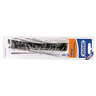 Draper 64416 Coping Saw Blades Pack of 10