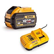 DeWalt DCB547 54v 9.0Ah XR FLEXVOLT Battery + DCB118 Universal Charger Kit