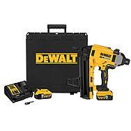 DeWalt DCN890P2 18V Cordless XR Concrete Nailer With 2 x 5.0Ah Batteries
