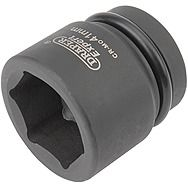 "Draper 425-MM Expert 1"" Sq Dr Hi-Torq 6 Point Impact Socket"