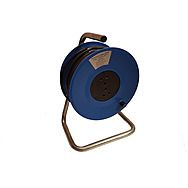 50 Metre Extension Cable Reel 240 Volt 13 Amp