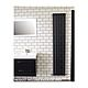 RT Large USPO001A Casabella Spoletto Single Panel Radiator