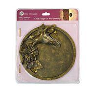 Centurion TC13BZ Bronze Effect Hummingbird Plaque