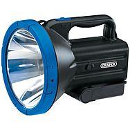 Draper 66029 30W Cree LED Rechargeable Spotlight 2000 Lumens