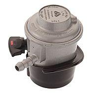 Konsangas 38mm Click On LPG Butane Gas Regulator