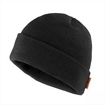 Scruffs T50987 Black Knitted Thinsulate Beanie