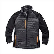 Scruffs Graphite/Black Expedition Thermo Softshell Jacket