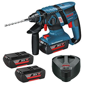 Bosch GBH36V-EC 36V Compact SDS Plus Hammer Drill