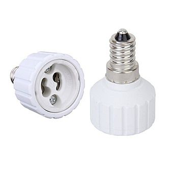 Jegs PPJ017S SES E14 to GU10 Adaptor