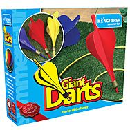 Kingfisher GA002 Giant Garden Darts Game