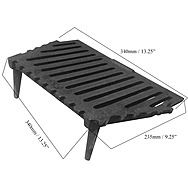 Firestar 16 Inch Fire Grate with 2 Legs