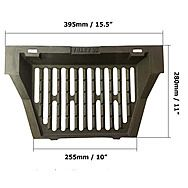 Astra 16 Inch Fire Grate with 4 Legs