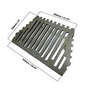 Regal 18 Inch Fire Grate 2 Legs