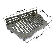 AL Fire Grate 18 Inch & Coal Saver
