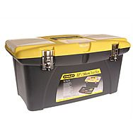 Stanley Jumbo Toolbox & Trays 22in 192908