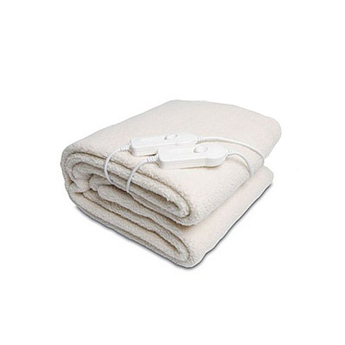 Deville King Size Electric Blanket Def055749 With Premium Fleece
