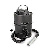 De Vielle AV006 25L Double Chamber Triple Filter Ash Vacuum