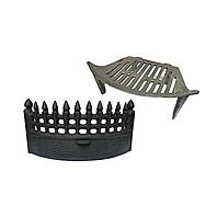 "OFCO 12"" Fire Grate & Front Set"