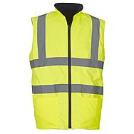 High Visibility Reversible Bodywarmer