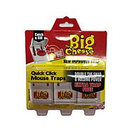 STV The Big Cheese Quick Click Mouse Traps Triple Pack STV147