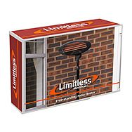 Limitless Electrical HEAT1200 Patio Heater
