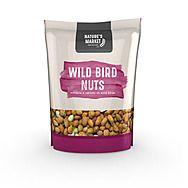 Natures Market BF18N Wild Bird Peanuts 1.8kg