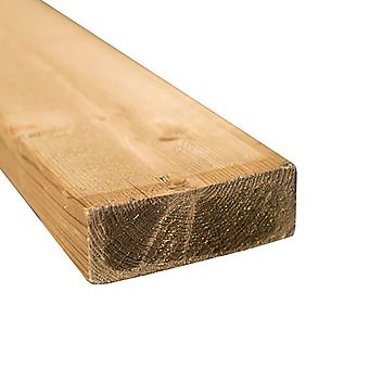 Picture of Rough Sawn Treated Timber 150 x 44mm