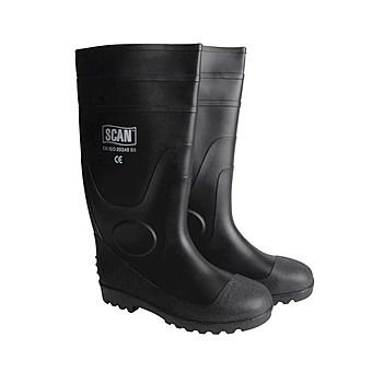 Picture of Scan SCAFWWELL Safety Wellingtons