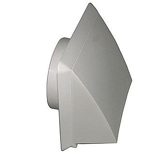 Picture of 100mm Hooded Cowl Vent for Round Ducting