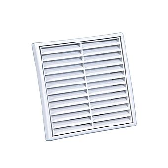 Picture of 150mm Louvre Grille Duct Vent
