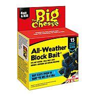STV The Big Cheese All Weather Block Bait - 15 Blocks STV212