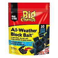 STV The Big Cheese All Weather Block Bait - 30 Blocks STV213