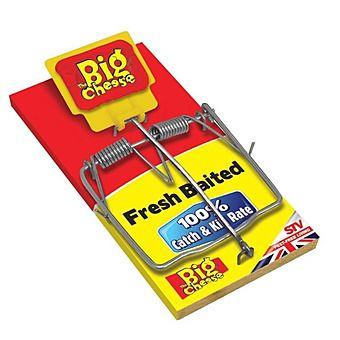 The Big Cheese Fresh Baited Rat Trap STV195
