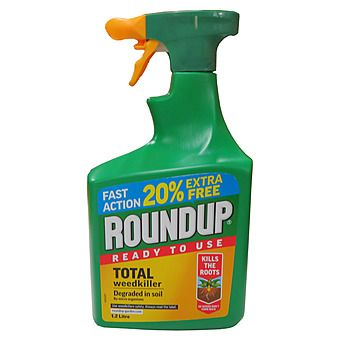 Round Up Fast Action Total Weedkiller 1.2L