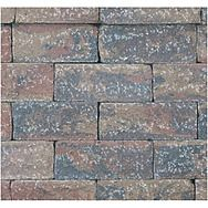 Tobermore Garden Stone Walling Heather Single Brick