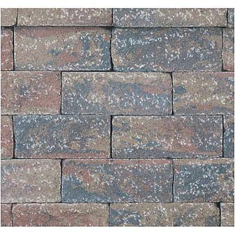 Tobermore Garden Stone Walling Heather Single Brick