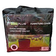 Proplus Premium large Round Outdoor Furniture Cover