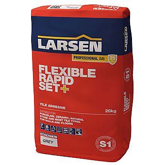 Larsen 20kg Pro Flexible Rapid Set Plus
