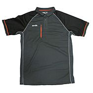 Scruffs Polo-Shirt Trade Active - Graphite