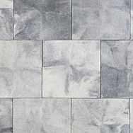 Tobermore Kensington Flags White And Black 400 x 400mm