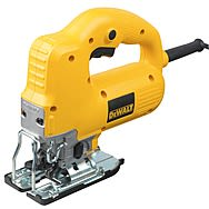 DeWalt DW341 550W Top Handle Compact Jigsaw 240 Volt