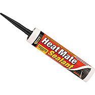 Everbuild Heatmate Sealant Black 295ml