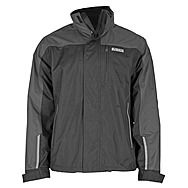 DEWALT Waterproof Storm Jacket Black-Grey