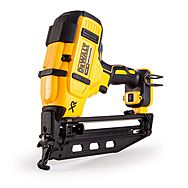 Dewalt DCN660N 18V Cordless 16Ga Finish Nailer Body Only