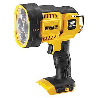 Dewalt DCL043 XR LED Spotlight 18V Torch Body Only