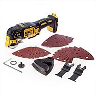Dewalt DCS355N Cordless Oscillating Multi-Tool 18V Brushless - Body Only