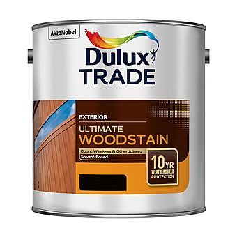 Picture of Dulux Trade Ultimate Woodstain 1 Litre