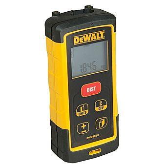 DeWalt DW03050 Laser Distance Measure 50 Metre Range