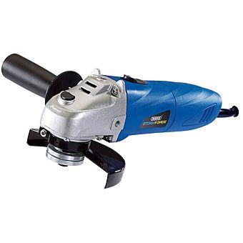 Draper 83591 Storm Force 115mm Angle Grinder 500w 240v