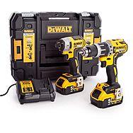 DeWalt DCK266P2T 18v Brushless 5.0Ah Impact Driver & Hammer Drill Twinpack